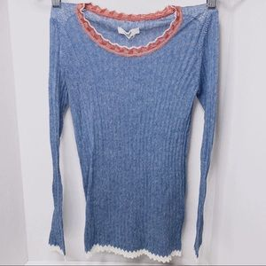 isabel marant etoile long sleeve knitwear